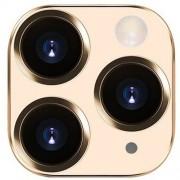 Защитное стекло TOTU для камеры iPhone 11 Pro / iPhone 11 Pro Max (Золотистый)