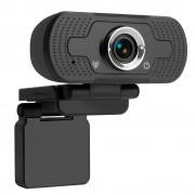Веб-камера с микрофоном Z04 (Черный)