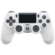 Беспроводной Bluetooth контроллер DualShock 4 для Sony PlayStation 4 (Белый)