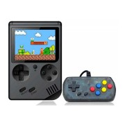 Игровая консоль Gamepad Retro игры 400 в 1, 8 Бит 2 игрока джойстик (Черный)