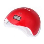 УФ-лампа UV-LED Sun 5 гибридная 48 Вт (Красный)