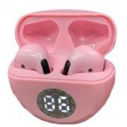 Беспроводные Bluetooth наушники TWS Pro11 (Розовый)
