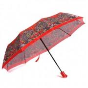 Зонт женский полуавтоматический Pasio PS-7836-2 (Красный)