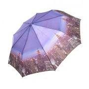 Зонт женский полуавтомат Pasio 120-2 (Сиреневый)