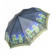 Зонт женский полуавтомат Pasio 120-12 (Темно-синий)