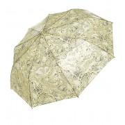 Зонт женский полуавтомат Pasio 128-1 (Золотистый)