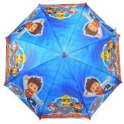 Зонт детский полуавтоматический Diniya 430 (Сине-красный)
