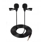 Петличные микрофоны Candc DC-C6DM (Черный)