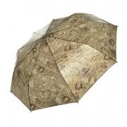 Зонт женский полуавтомат Pasio 128-5 (Коричневый)