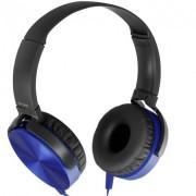 Проводные наушники Extra Bass MDR-XB450AP (Синий)