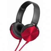 Проводные наушники Extra Bass MDR-XB450AP (Красный)