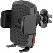 Держатель для смартфона Arroys Vent Max Auto (Черный)