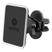 Держатель для смартфона Arroys Vent One (Черный)