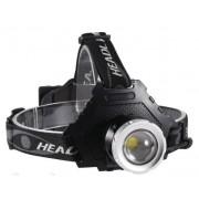 Налобный фонарь X-Balog BL-Т50-P50 (Черный)