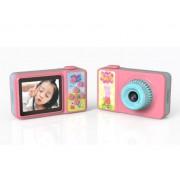 Детский цифровой фотоаппарат Q1 с SIM-картой и сенсорный экран (Розовый)