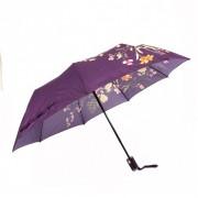Зонт женский полуавтомат Pasio PS-010-1 (Фиолетовый)