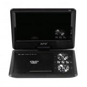 Портативный цифровой DVD-плеер XPX EA-9066L (Черный)