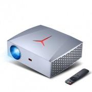 LED проектор F40 (Серебристый)