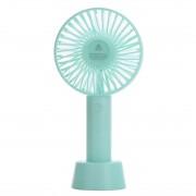 Портативный настольный вентилятор Portable Fan mini (Зеленый)