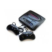Игровая приставка Segа Mega Drive 2 (Черный)