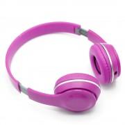 Проводные наушники MZ218BT (Розовый)