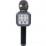 Беспроводной караоке микрофон Wster WS-1818 (Черный)