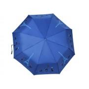 Зонт женский автоматический Pasio 936-5 (Синий)