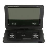 Портативный цифровой DVD-плеер XPX EA-1468D (Черный)