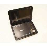 Портативный цифровой DVD-плеер XPX EA-9067 (Черный)
