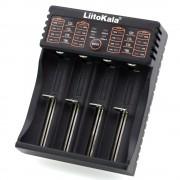 Зарядное устройство LiitoKala Lii-402 (Черный)