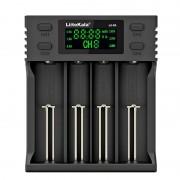 Зарядное устройство LiitoKala Lii-S4 (Черный)