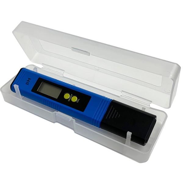 Цифровой pH метр Vegebox pH-Etest (Черно-синий)