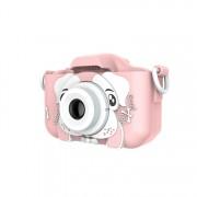 Детский фотоаппарат Собачка (Розовый)
