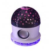 Светодиодный музыкальный светильник Magic Ball (Белый)