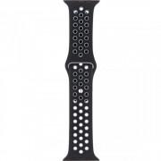 Ремешок InterStep ACTION для Apple Watch 42/44 мм (Черный/темно-серый)