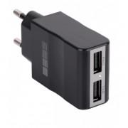 Зарядное устройство от сети Interstep RT: 2USB ток 2A