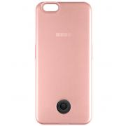 Чехол-аккумулятор Interstep 3000мАч для iPhone 7 (розовый)