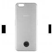 Чехол-аккумулятор Interstep 3000мАч для iPhone 7/6 (серебро)
