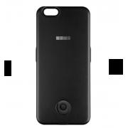 Чехол-аккумулятор Interstep 3000мАч для iPhone 8/7/6 (темно-серый)