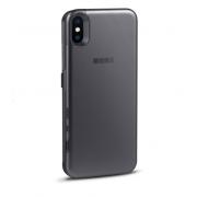 Чехол-аккумулятор Interstep 3000мАч для iPhone X (темно-серый)