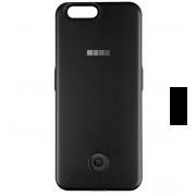 Чехол-аккумулятор Interstep 5000мАч для iPhone 7P/6Plus (черный матовый)