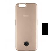 Чехол-аккумулятор Interstep 5000мАч для iPhone 7P/6Plus (золото)