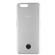 Чехол-аккумулятор Interstep 5000мАч для iPhone 7P/6Plus (серебро)