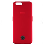 Чехол-аккумулятор Interstep 5000мАч для iPhone 7P/6Plus (красный)