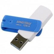 Флеш-накопитель USB 3.0 128GB Smart Buy Diamond синий