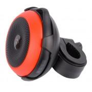 Портативная Bluetooth акустика с велокреплением Interstep SBS-200 (красно-черная)