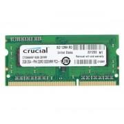 Оперативная память Crucial 2GB SO-DIMM-204 DDR3L 1600 MHz