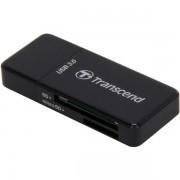 Картридер Transcend RDF5 USB3.0 (черный)