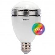 Умная светодиодная лампа Interstep с динамиком и управлением Bluetooth MLB-600