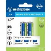 Аккумулятор Westinghouse 2100 mAh R6/AA-BP2 (1 шт)